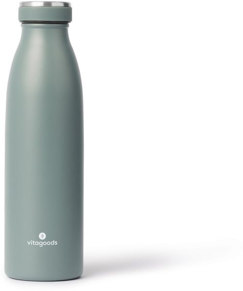 Vitagoods Spout Vacuum Sealed Stainless Steel Water Bottle 6b159c7a9