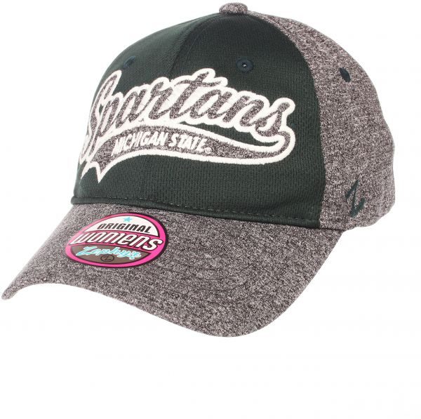 b09f0c76c36 Zephyr NCAA Michigan State Spartans Women s Tempest Women s Hat ...