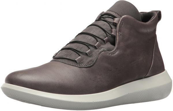 847a123385 ECCO Men s Scinapse High Top Fashion Sneaker