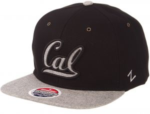 Zephyr NCAA California Golden Bears Men s Boss Snapback Hat 0ca0acfae21a