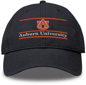 335d73f7c03 The Game NCAA Auburn Tigers Bar Design Classic Relaxed Twill Hat