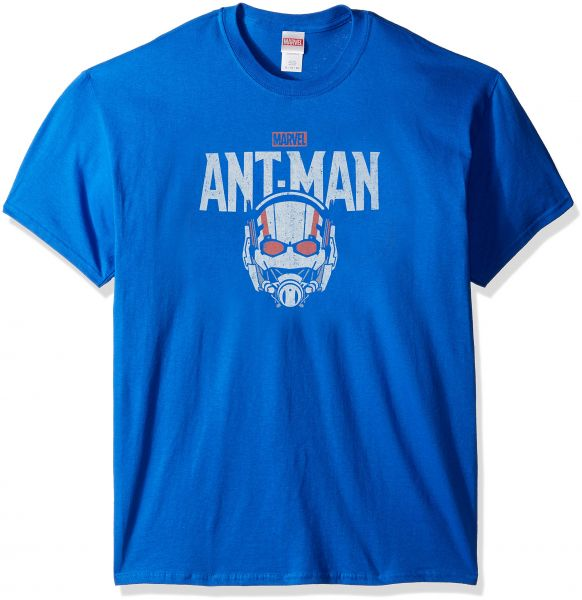 cff5678a2 Marvel Men's Ant-Man Logo T-Shirt, Royal, 4XL | KSA | Souq
