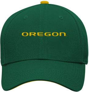 NCAA Oregon Ducks Kids   Youth Boys Basic Structured Adjustable Hat a7e42a39fc9d