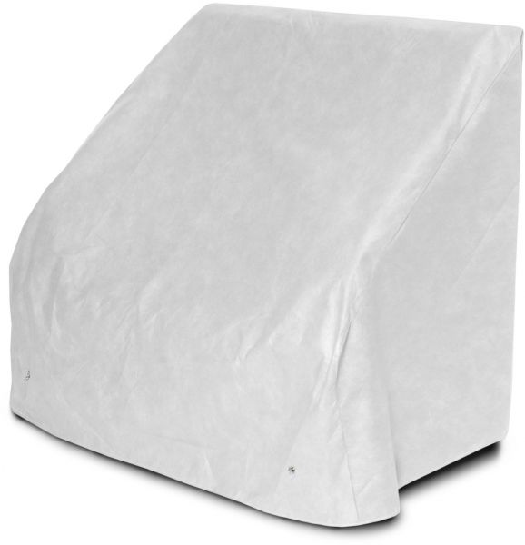 Koverroos Dupont Tyvek 24204 5 Feet Benchglider Cover 75 Inch Width By 28 Inch Diameter By 37 Inch Height White