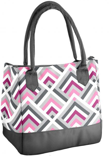4366fb0671 Fit   Fresh Womens Vienna Insulated Lunch Bag with Ice Pack ...