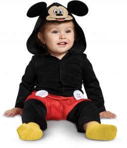 4111904a2ab Disguise Mickey Mouse Toddler Child Costume