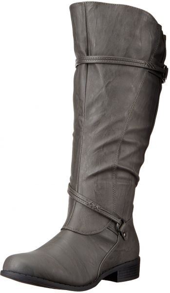 d6c1a33a100c Brinley Co Women s Olive-Xwc Riding Boot
