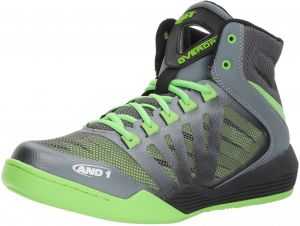 4d0e383fcd38 AND1 Men s Overdrive Basketball Shoe