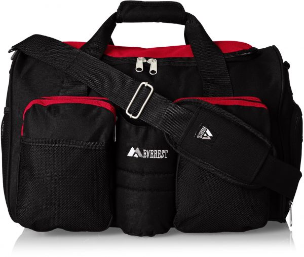 Everest Gym Bag with Wet Pocket 079974b211921
