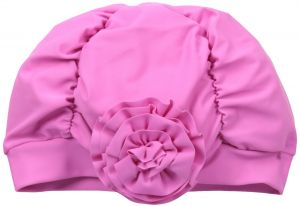 Flap Happy Girls  UPF 50+ Lil Swimmer Cap 14fd31db3036