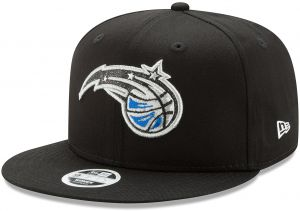 7b420ae89ab45 New Era NBA Orlando Magic Women s Team Glisten Snap 9FIFTY Cap