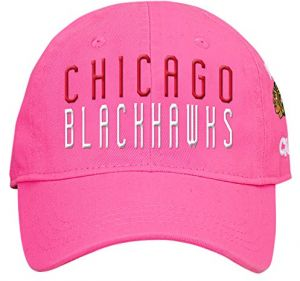 79fb8c78169 Outerstuff NHL Chicago Blackhawks Children Girls My First Slouch Hat