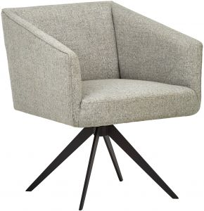 Buy Fabric Swivel Office Chair Aft Neo Front Office Centre Uae