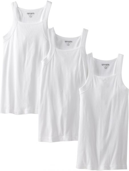 edb4ca4f97bfa2 papi Men s 3 Pack Square Cut Tank Top