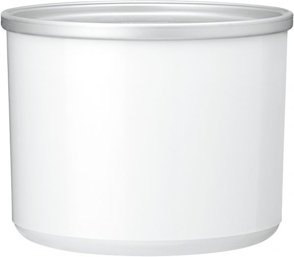 Cuisinart ICE 70RFB Replacement Freezer Bowl 2 Quart Gray