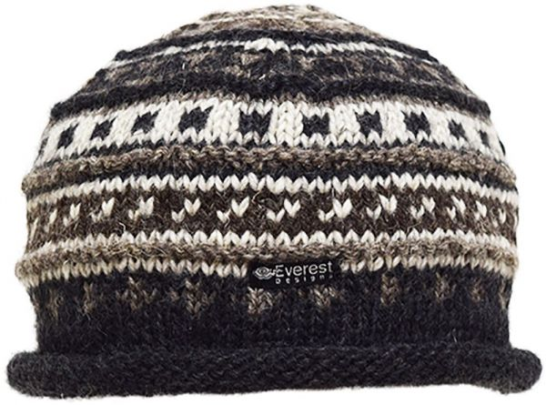 Everest Designs Unisex Roll Beanie 8996810e83b1