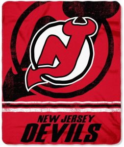 The Northwest Company Officially Licensed NHL New Jersey Devils Fade Away  Printed Fleece Throw Blanket e2a7b6f25