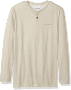 a8739bec101 Columbia Men's Big and Tall Thistletown Park Henley, Stone Heather, 3X |  Souq - UAE