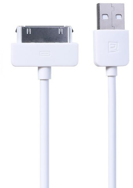 Remax Light Cable Data Cable For Iphone 4 And Iphone 4s Usb 1 Metre