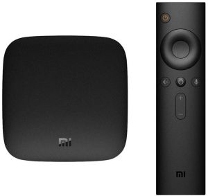 Xiaomi MI TV BOX 3 Smart 4K Ultra HD 2G 8G Android 8.0 Movie WIFI Google Cast Netflix Red Bull Media Player Set-top Box