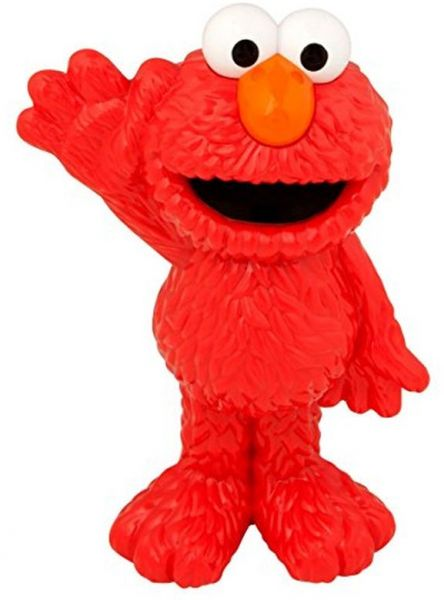 Identity Games Elmo& 39 s World Hide and Seek Game- Features Talking Elmo from Sesame Street