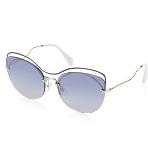 15be34d8372 Miu Miu Aviator Women s Sunglasses - 50TS UE6 3A0 -60 -17 -145 mm ...