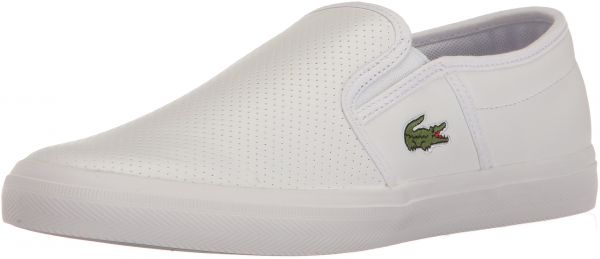 1d00cf546 Lacoste Slip On for Men - White