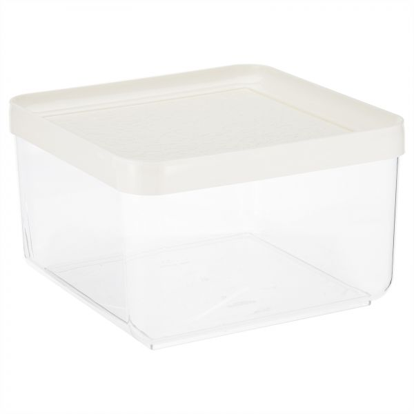 Blesse Square 22cm Container with Lid
