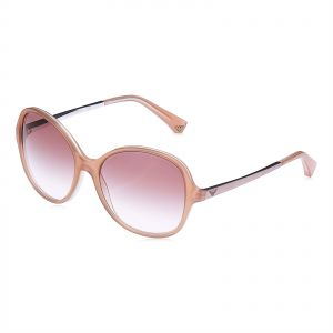 1762347a54fa Emporio Armani Butterfly Sunglasses for Women - Pink Lens