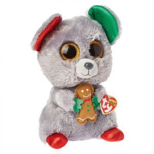 Ty Beanie Boo Mac the Mouse Stuffed Toy - 3 Years   Above 3ade413574cc