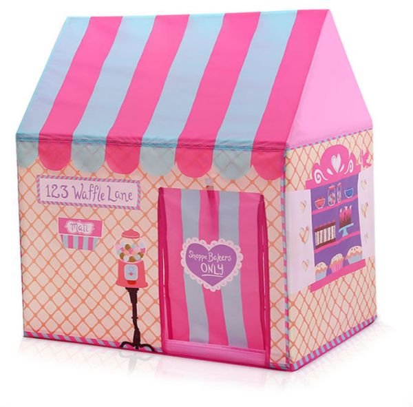 Kids Tent Pink Princess Theme Mini Dessert Princess House Play Tents Toddler Pop Up Tent Foldable and Lightweight  sc 1 st  Souq.com & Kids Tent Pink Princess Theme Mini Dessert Princess House Play Tents ...