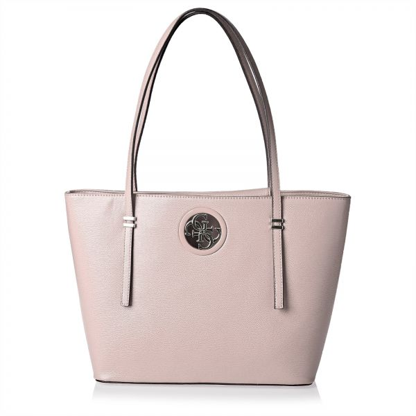 Guess Shoulder Bag For Women Light Pink price in Saudi