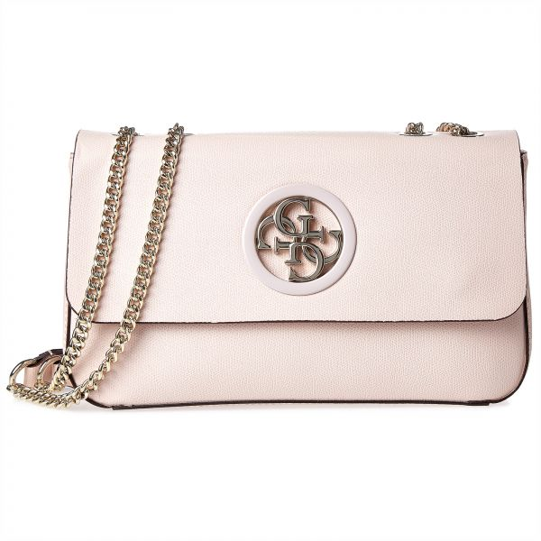Guess Crossbody Bag For Women Light Pink price in Saudi