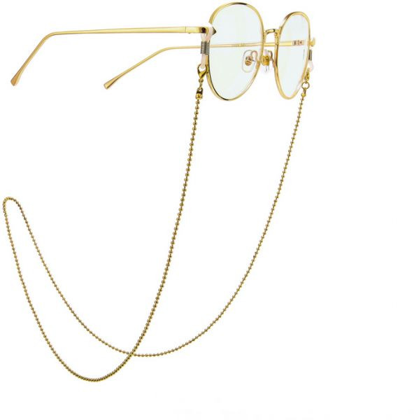 67375e76ac73 Reading Glasses Chain Eyeglass Chains and Cords for Women Sunglasses Holder  Strap Lanyards