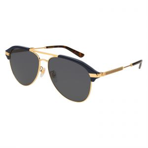 799deed4a5a Gucci Aviator Sunglasses for Women - Grey Lens