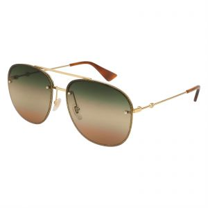 44b88b4252f Gucci Aviator Sunglasses for Women - Multi Color Lens