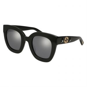 0ea3ac06151 Gucci Cat Eye Sunglasses for Women - Grey Lens