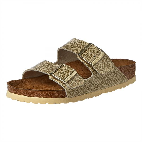 8231274d27d Birkenstock Arizona Birko-Flor Sandal For Women - Gold
