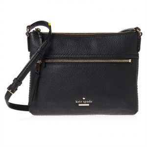 913f9fe54e0b5 Kate Spade Jackson Street Gabriele Crossbody Bag For Women - Black