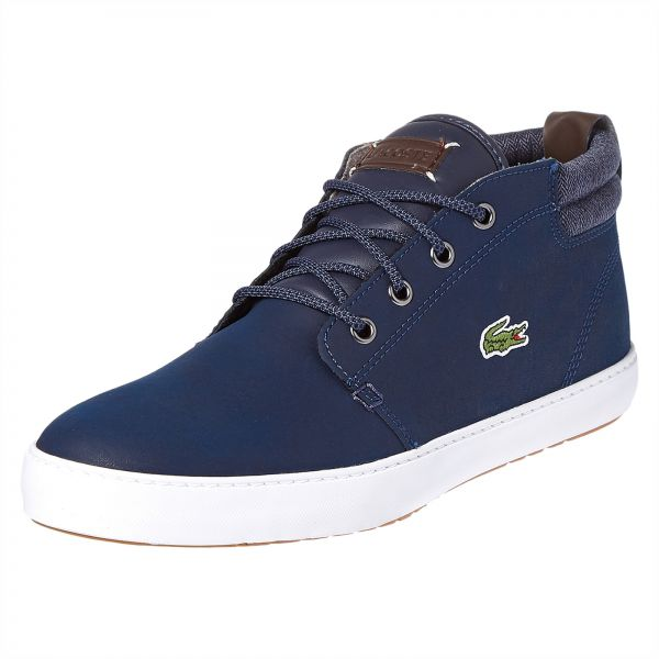 ae6f9cb5b Lacoste Navy   White Fashion Sneakers For Men