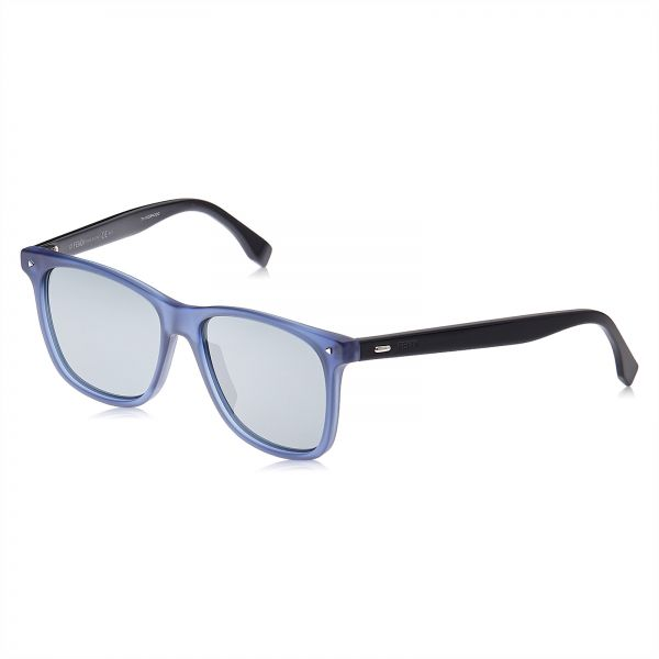 Fendi Rectangle Sunglasses for Women - Grey Lens