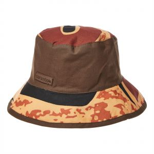 4c7beadff7899 Carambole Bucket Hat for Women - Brown   Orange