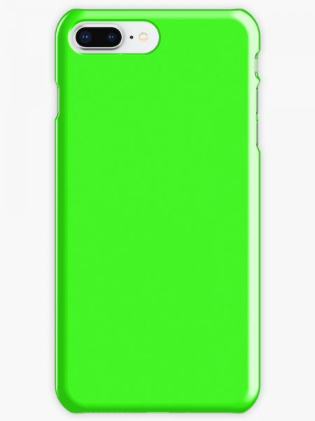 best service d78d0 7a851 color neon green Phone Case for Apple iPhone 8 Plus | KSA | Souq