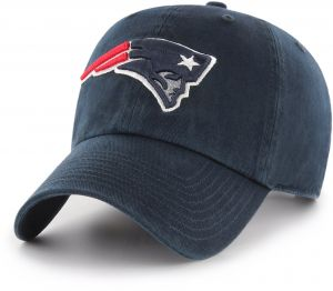 OTS NFL New England Patriots Women s Challenger Clean Up Adjustable Hatvy a6f89467a
