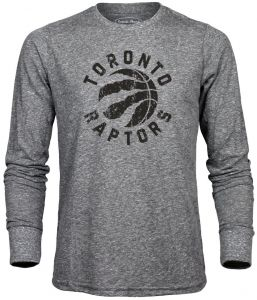 bccc0f1df77 NBA Toronto Raptors Men s Premium Triblend Long Sleeve Tee