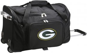 129ed2131712 Sale on wilson nfl carry bag green bay packers