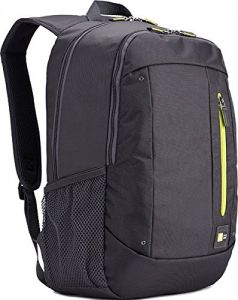 Case Logic WMBP-115 15.6-Inch Laptop and Tablet Backpack (Anthracite) 2388e9a2f4e29