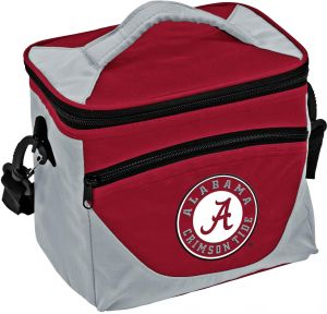 30590e833e0a Logo Brands NCAA Alabama Halftime Lunch Cooler Bag