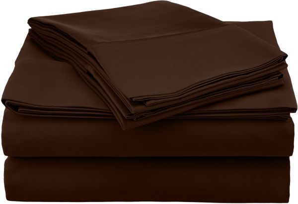 Pointehaven 500 Thread Count 100 Percent Egyptian Cotton Deep Fitted