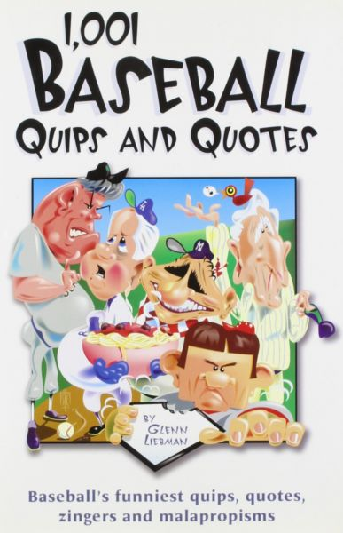 1001 Baseball Quips And Quotes Souq Uae